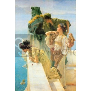 Alma – Tadema Lawrence - Position avantageuse