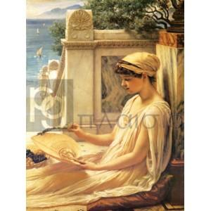Poynter Edward John - On the terrace