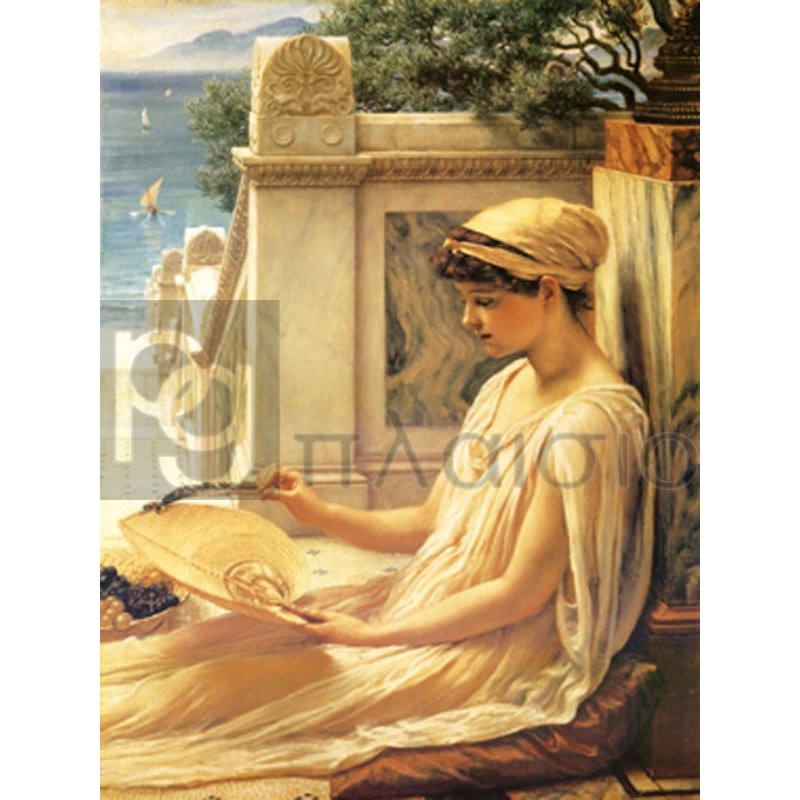 Poynter Edward John - On the terrace