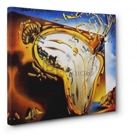 Salvador Dali - Les montres molles