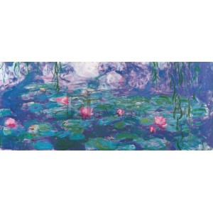 Claude Monet - Ninfee (1916-1919) (part)