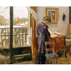 Bonnard Pierre - Jour d' hiver