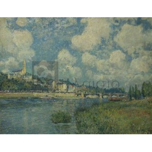 Sisley Alfred - Sainte Cloud