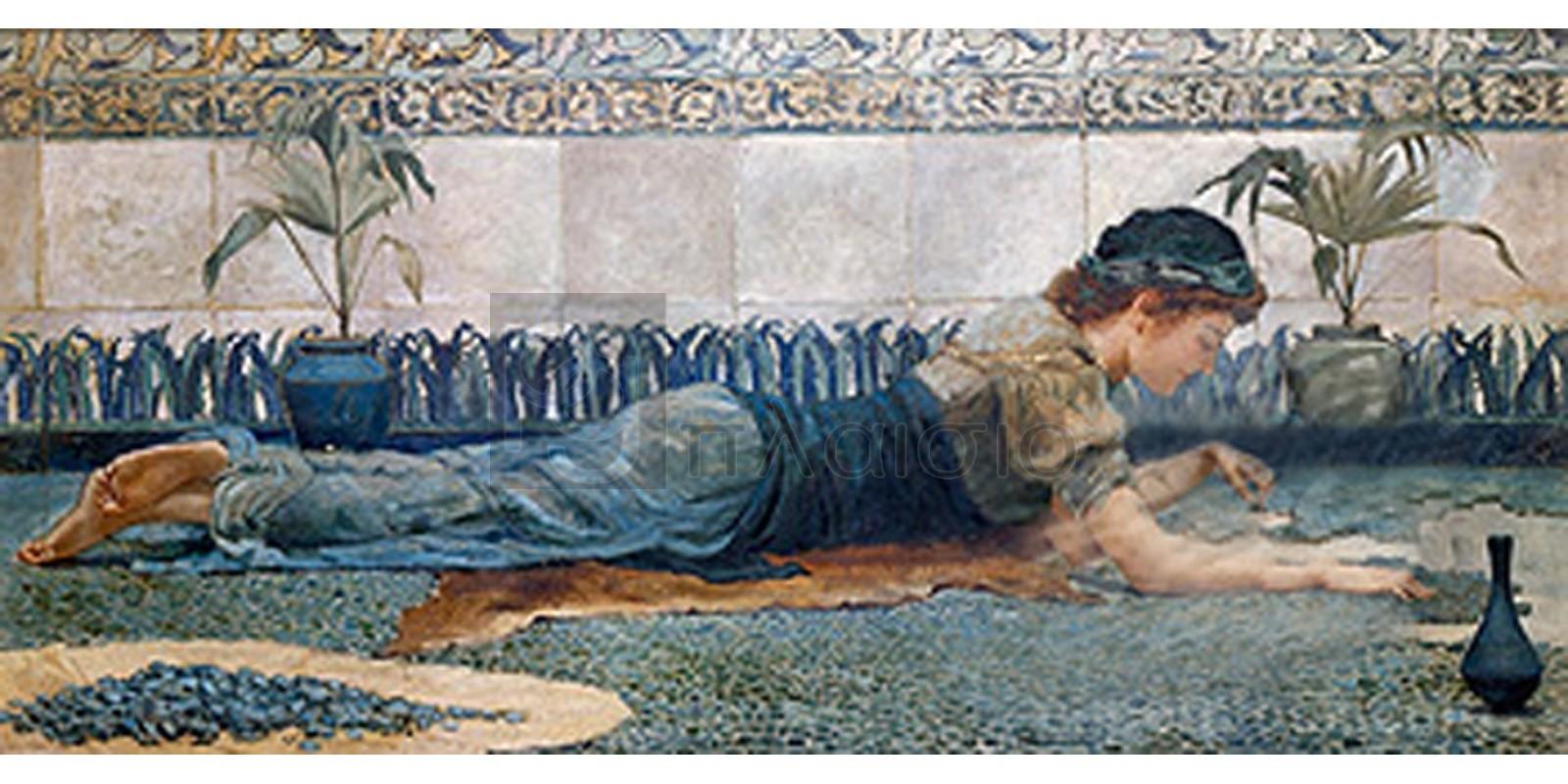Hale - Blue Mosaic