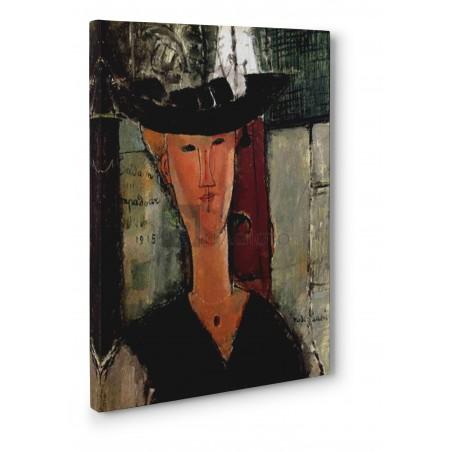 Modigliani Amedeo Clemente - Madame Pompadour