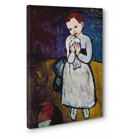 Pablo Picasso - Hush II