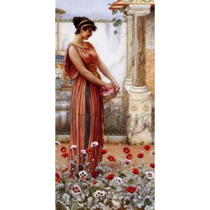 Godward - An idle hour