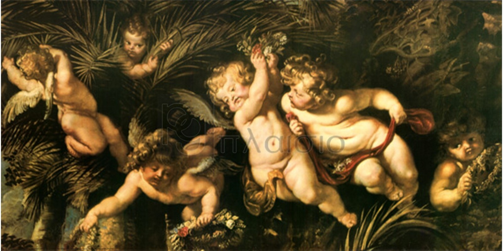 Rubens Peter Paul - Domitilla,nereo e Achilleo