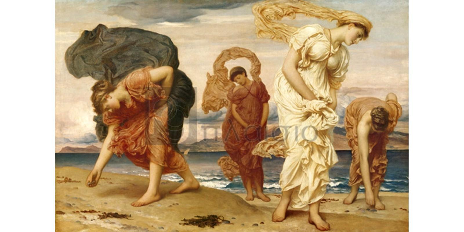 Frederic Leighton - By the Sea