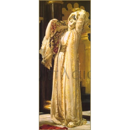 Frederic Leighton - The Light on the Harem