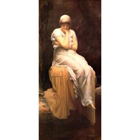 Frederic Leighton - Solitude