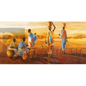 Jacques Beaumont - Apres-midi en Afrique