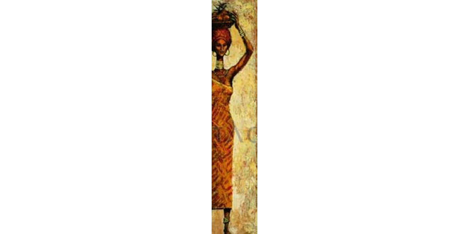 Terence Halley - African Woman III
