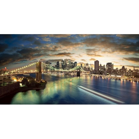 Pg-Plaisio - New York City - Brooklyn Bridge