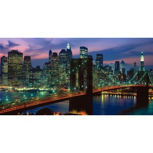 Pg-Plaisio - Brooklyn Bridge and Skyline
