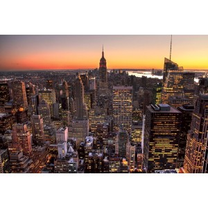 Pg-Plaisio - Manhattan from top of the Rock