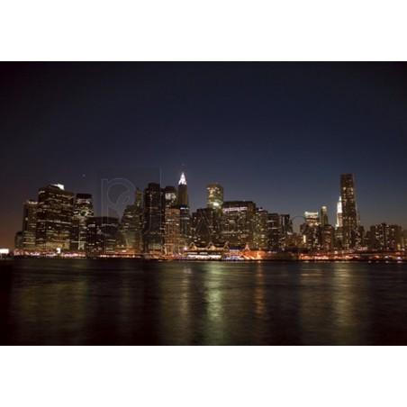 Pg-Plaisio - Lower Manhattan Night