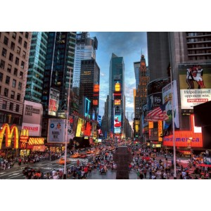 Pg-Plaisio - New York - Times Square