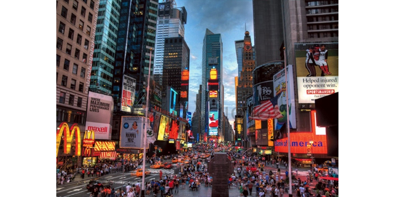 Pg-Plaisio - New York - Times Square