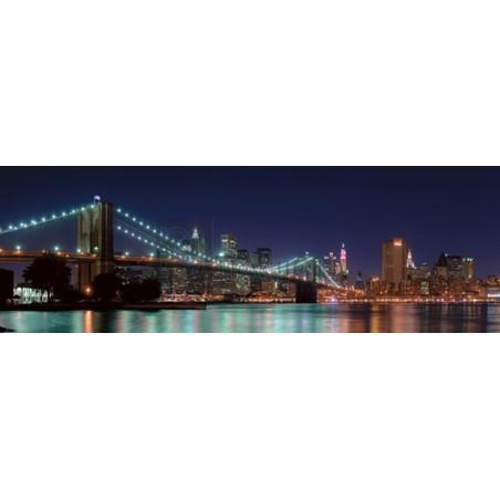 Pg-Plaisio - Pont de Brooklyn de Nuit