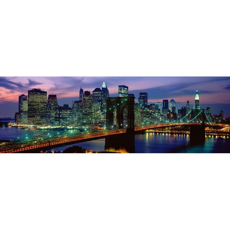Pg-Plaisio - Brooklyn Bridge and Skyline