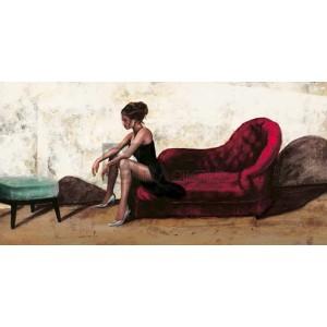 Andrea Antinori - The Red Sofa