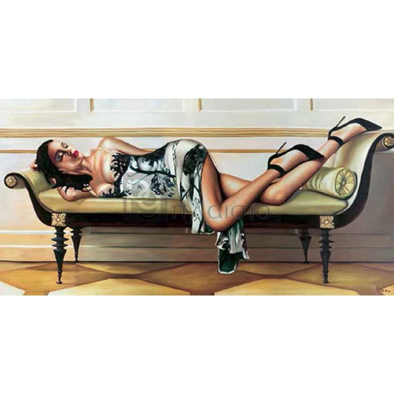 Pierre Benson - Deco Lady