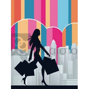 Studioleng - Shopping In the City