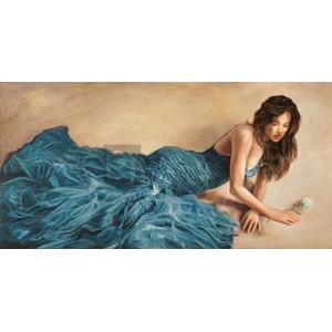Andrea Bassetti - Donna in blu