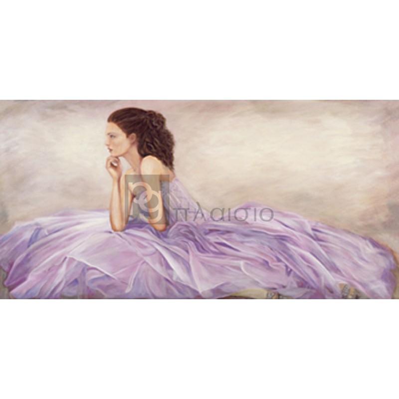 Andrea Bassetti - Donna in rosa