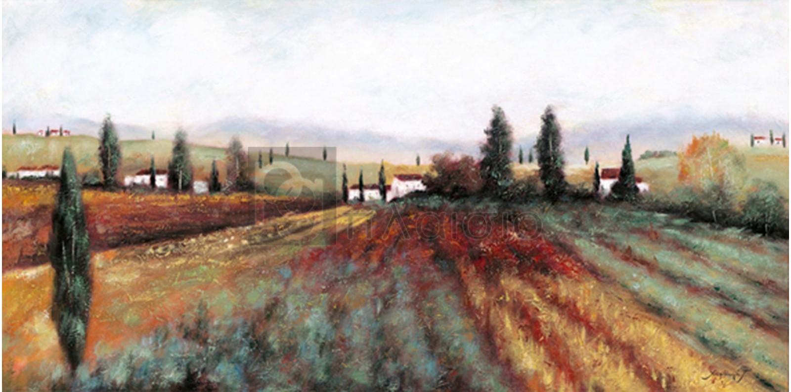 Χαραυγή Γ. - DarkRed Countryside