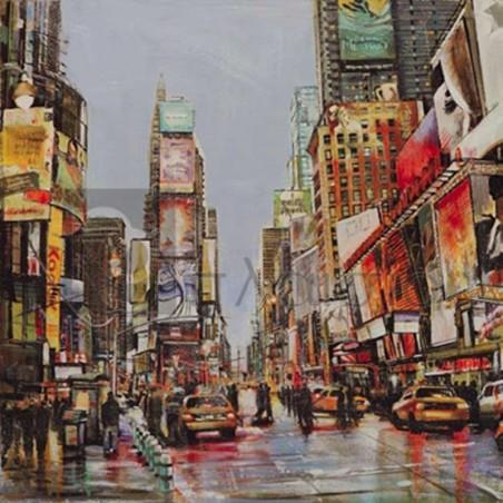 John B. Mannarini - Times Square Jam