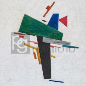 Kasimir Malevich - Untitled, 1916