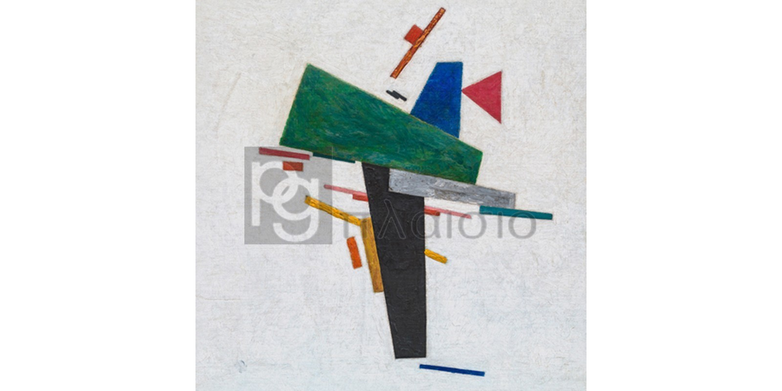 Kasimir Malevich - Untitled, 1916