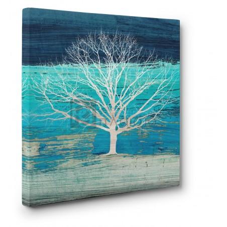 Alessio Aprile - Treescape 3 (Azure, detail)