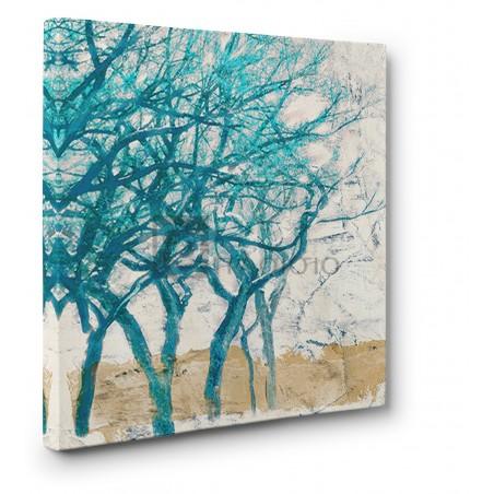 Alessio Aprile - Turquoise Trees I