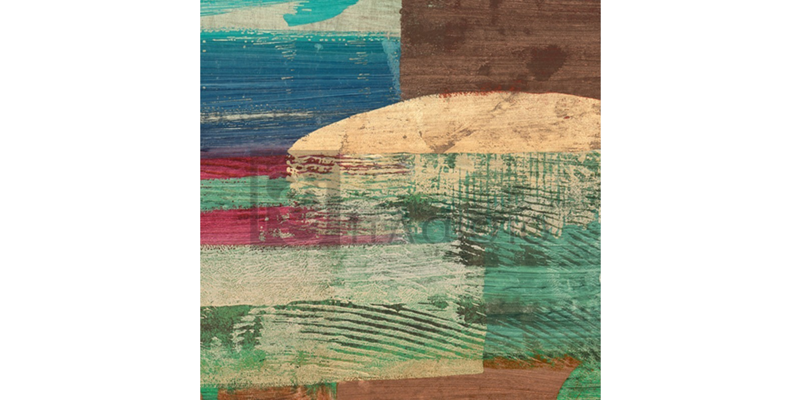 Leonardo Bacci - Early Morning on the Enchanted Lagoon II