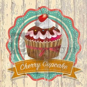 Skip Teller - Cherry Cupcake