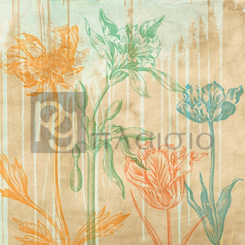 Eric Chestier - Botaniques Cochin 2 (detail)