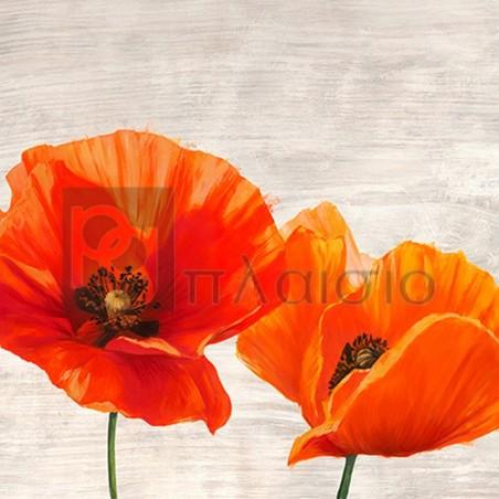 Jenny Thomlinson - Bright Poppies I