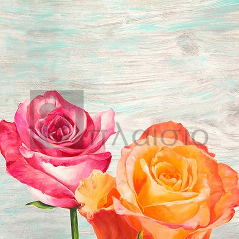 Jenny Thomlinson - Funky Roses II