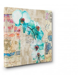 Kelly Parr - Kaleidoscope Orchid II (detail)