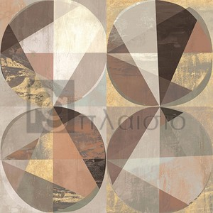 KAJ RAMA - Terracotta & Gold
