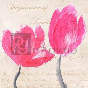 Muriel Phelipau - Classic Tulips I