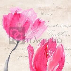Muriel Phelipau - Classic Tulips II