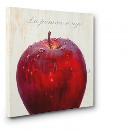 Remo Barbieri - La pomme rouge