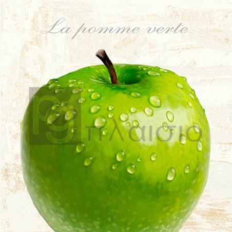 Remo Barbieri - La pomme vert