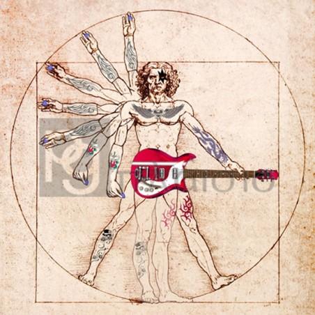 Steven Hill - De Humano Rock'n'roll (detail)