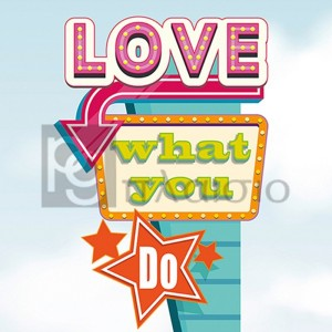 Steven Hill - Love what you do