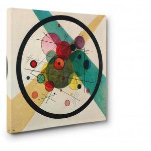 Wassily Kandinsky - Circles in a circle